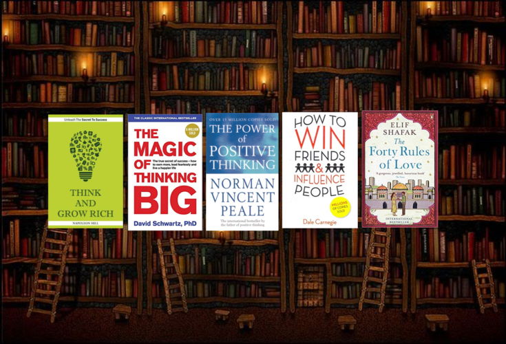 Books: Five Books which you must read in the New Year.